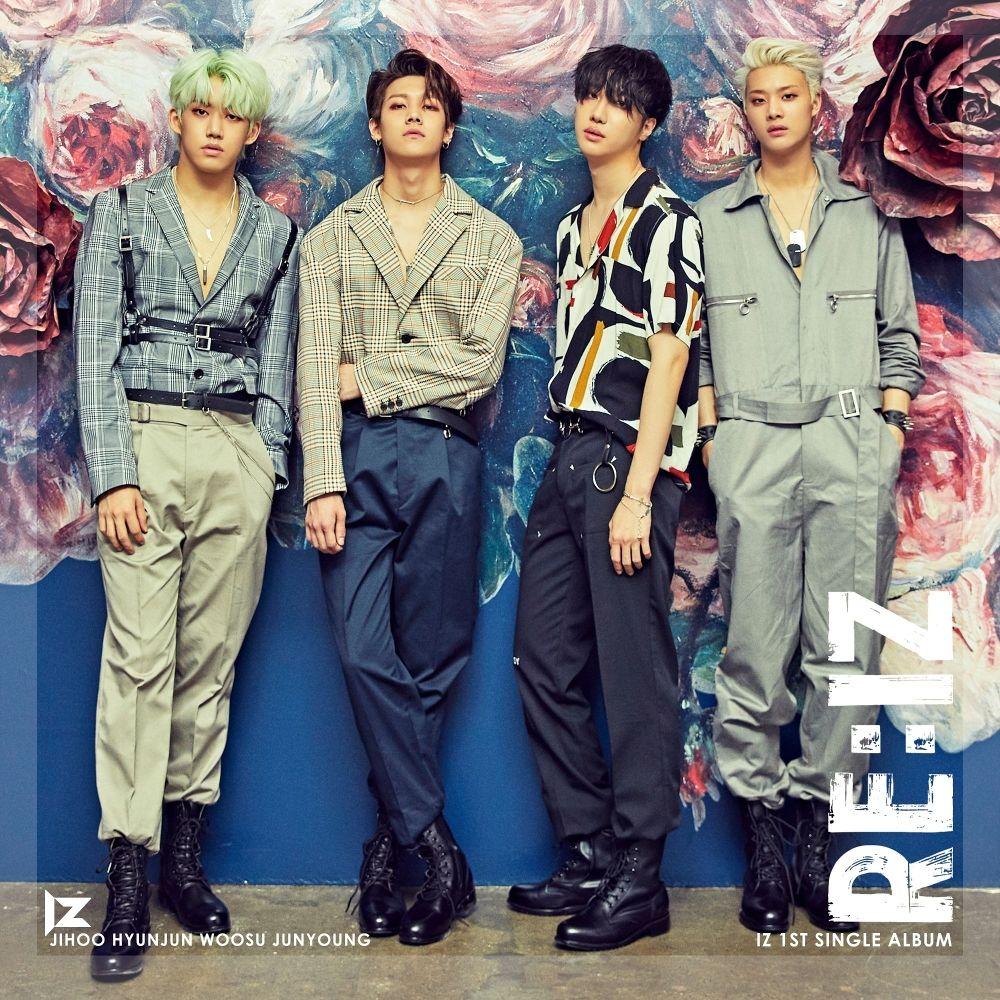 IZ – RE:IZ – EP (FLAC)