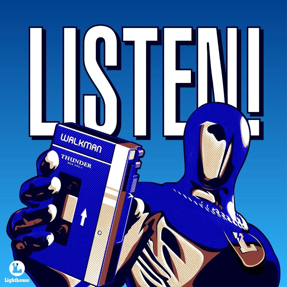 THUNDER – Walkman – Single