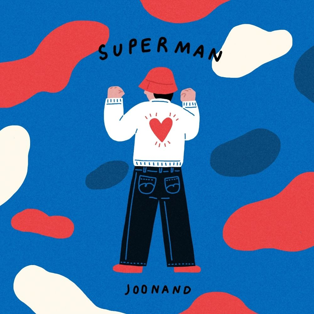 Joonand – SUPERMAN – Single