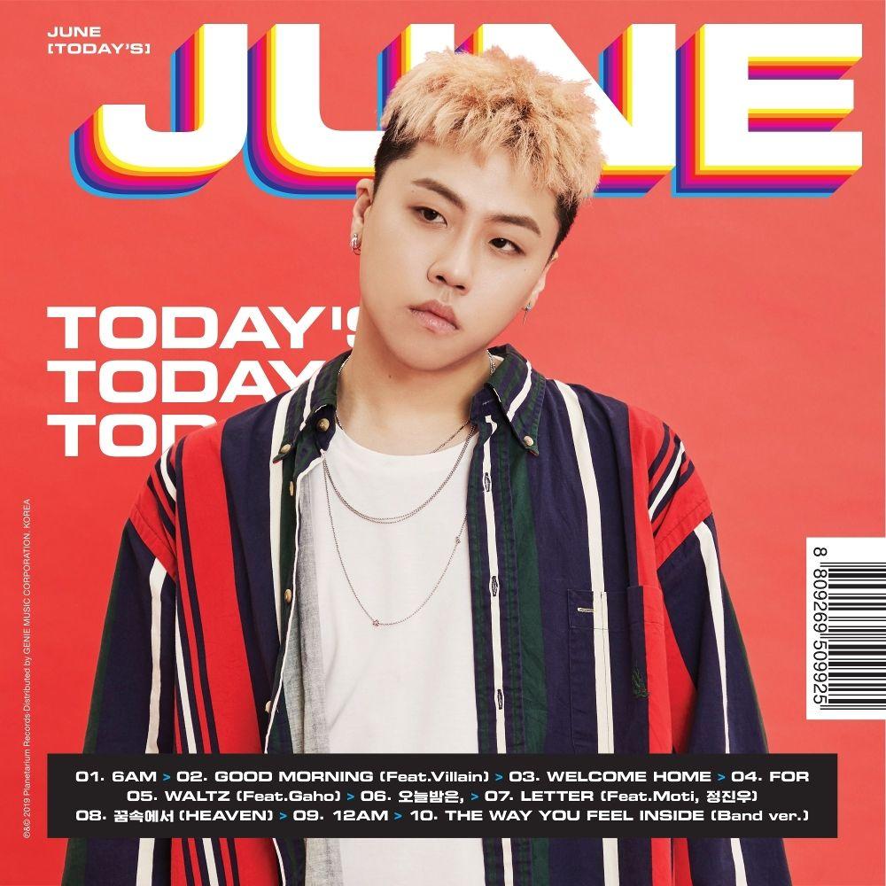 JUNE – Today`s