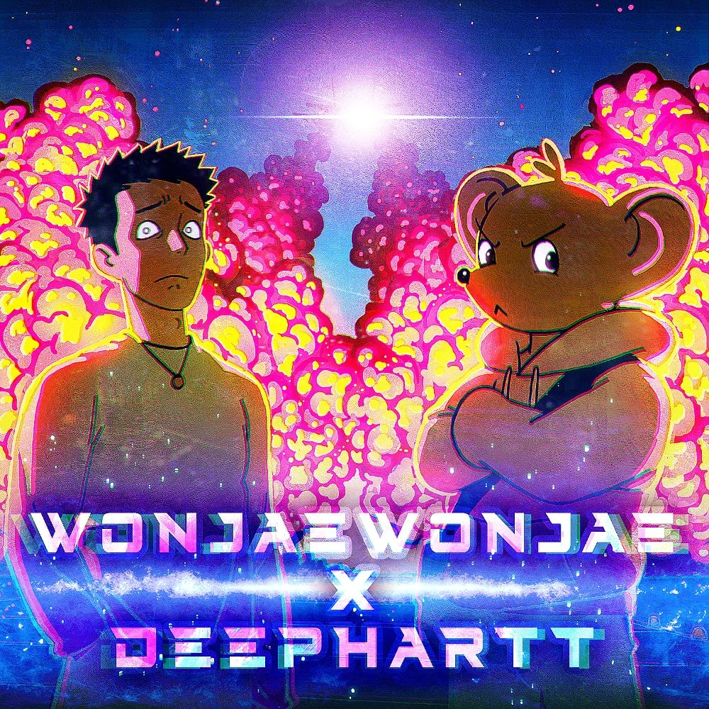 DeepHartt, WONJAEWONJAE – PYEONGTAEK TO OITA – EP