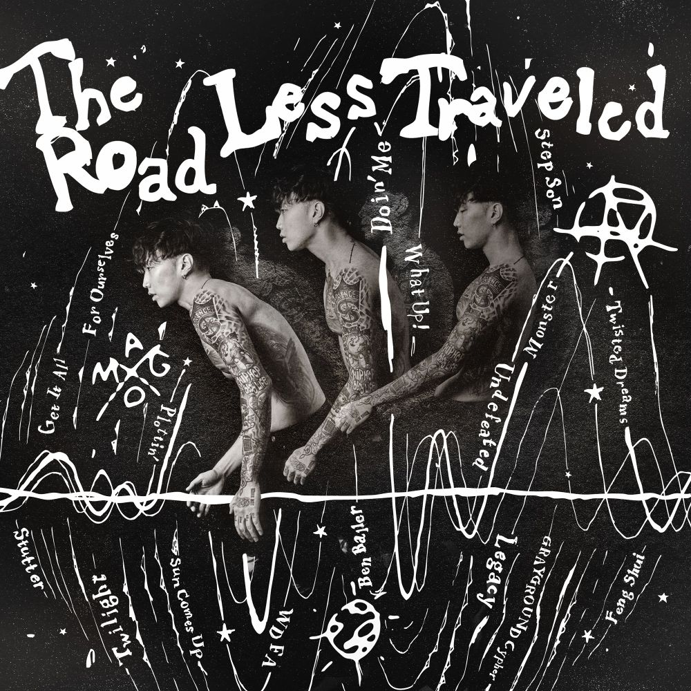 Jay Park – The Road Less Traveled (ITUNES PLUS AAC M4A)