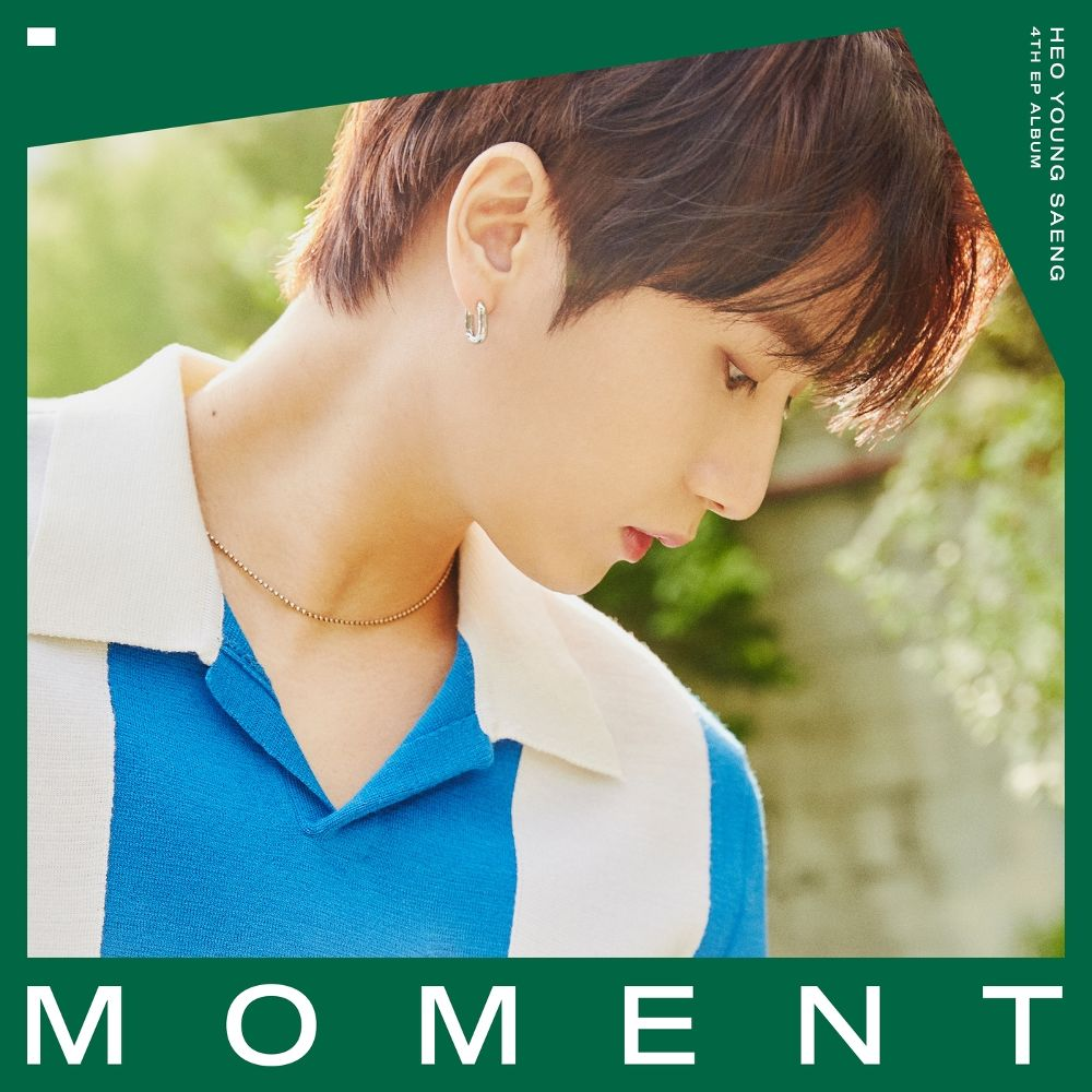 Heo Young Saeng  – MOMENT – EP (ITUNES MATCH AAC M4A)