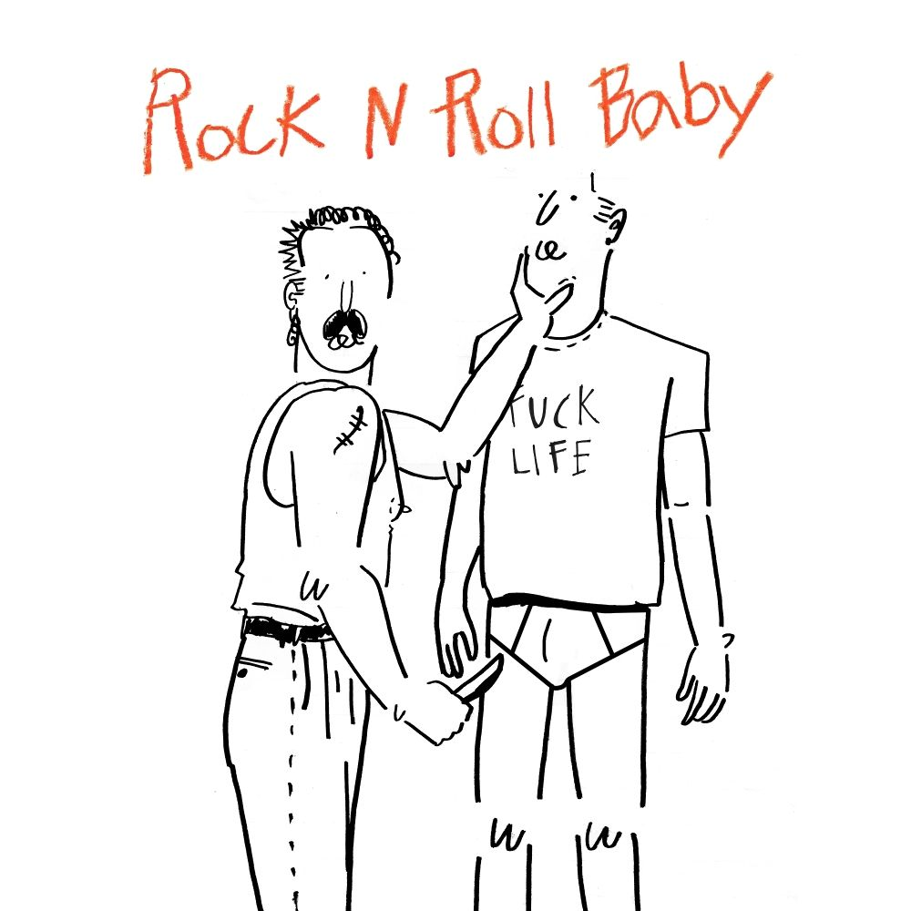 Bassagong – Rock&Roll Baby (Feat. G2, CHANGMO) – Single