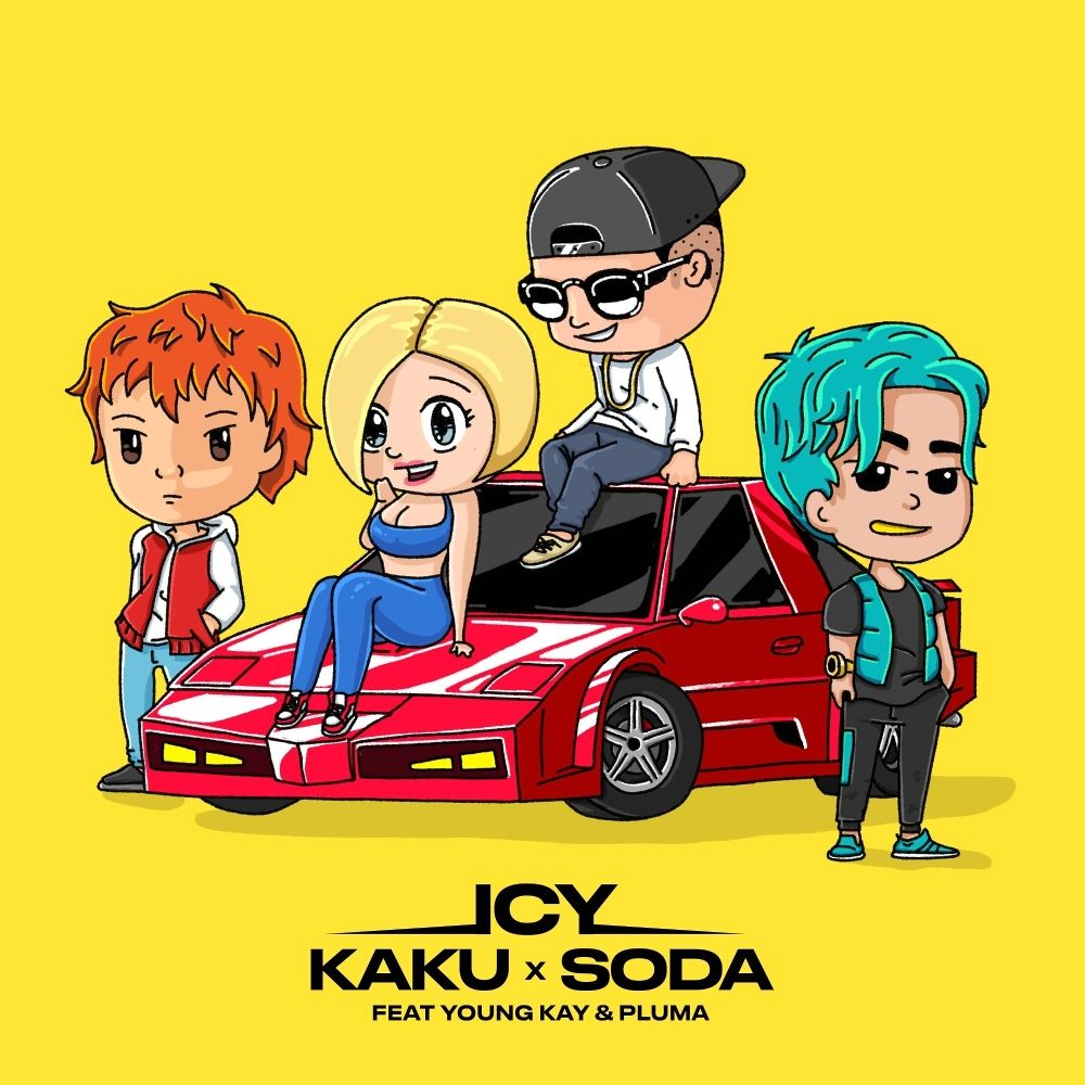 DJ SODA, KAKU – Icy (feat. Young Kay & PLUMA) – Single