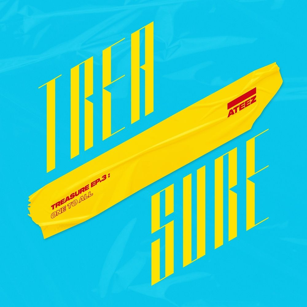 ATEEZ – TREASURE EP.3 : One To All – EP (ITUNES MATCH AAC M4A)
