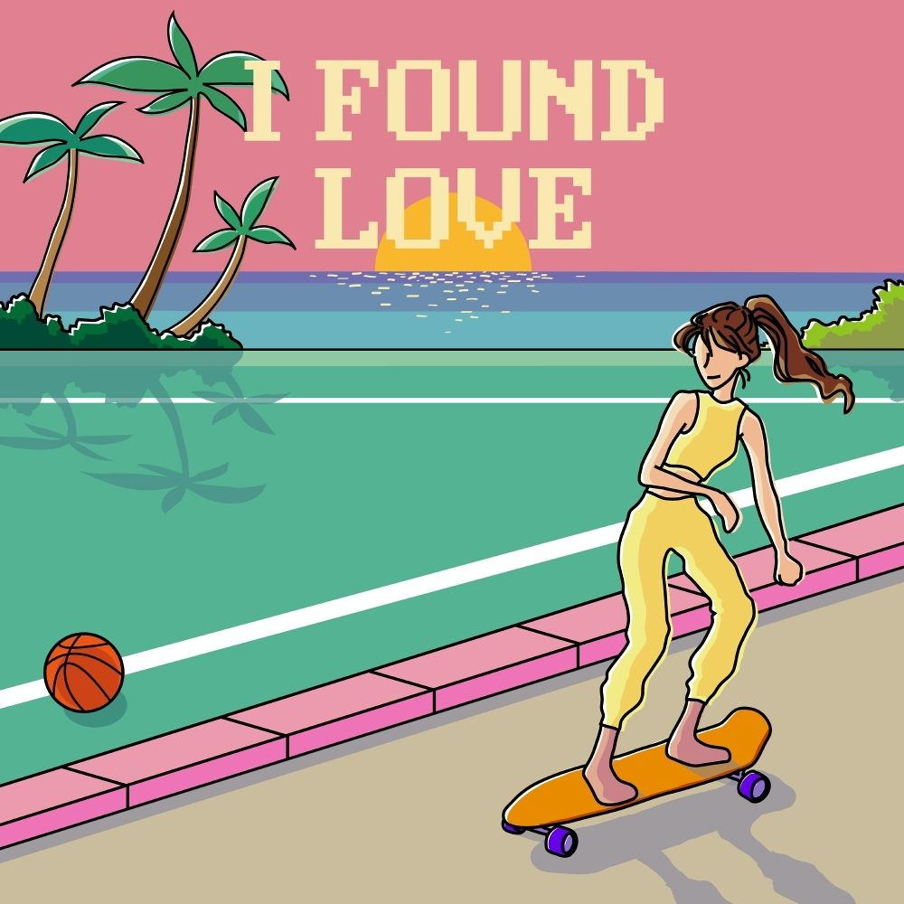 SAYMA – I FOUND LOVE – Single