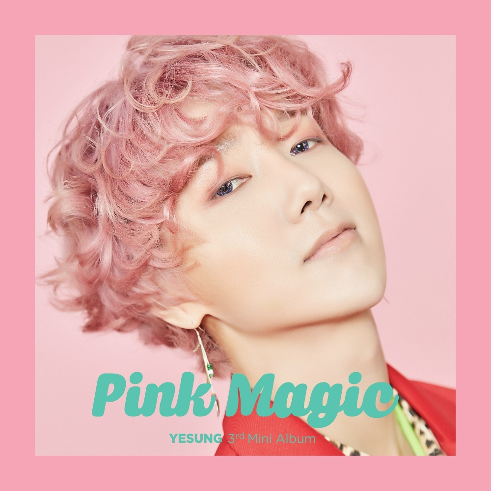 YESUNG – Pink Magic – EP