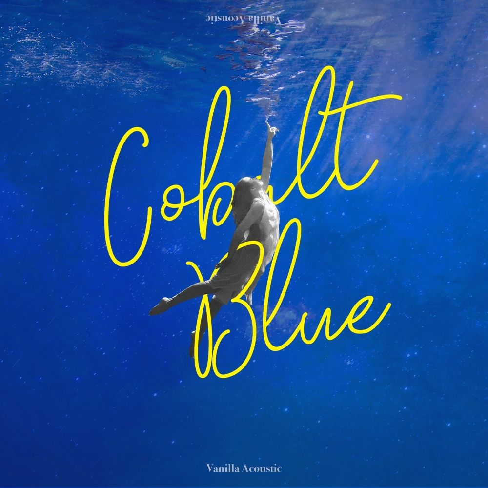 Vanilla Acoustic – Cobalt Blue – EP