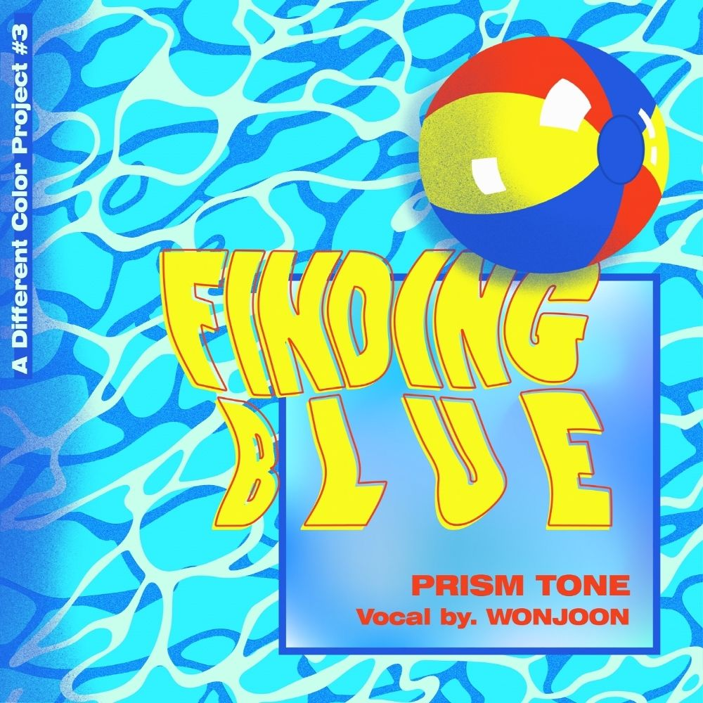 Prism Tone – Finding Blue – Single