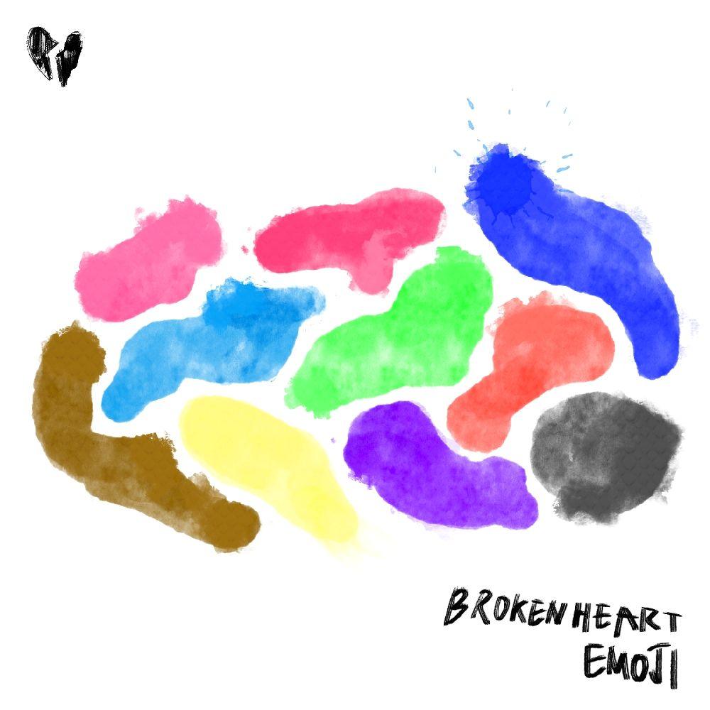 LAY KHAKI – BrokenHeartEmoji – EP