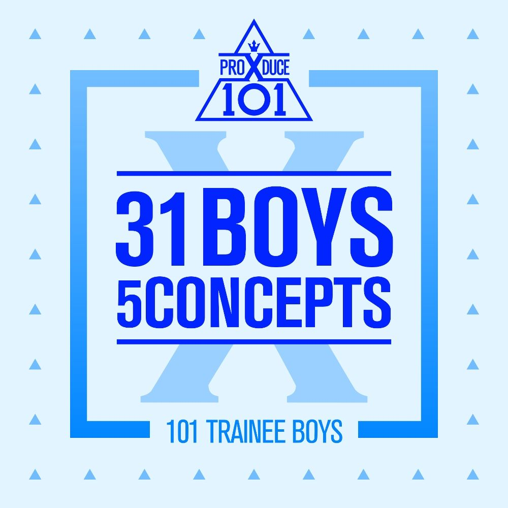 PRODUCE X 101 – PRODUCE X 101 – 31 Boys 5 Concepts (FLAC + ITUNES PLUS AAC M4A)
