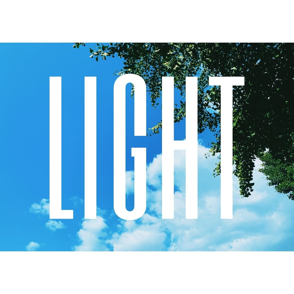 Lee Eun A – Light – Single