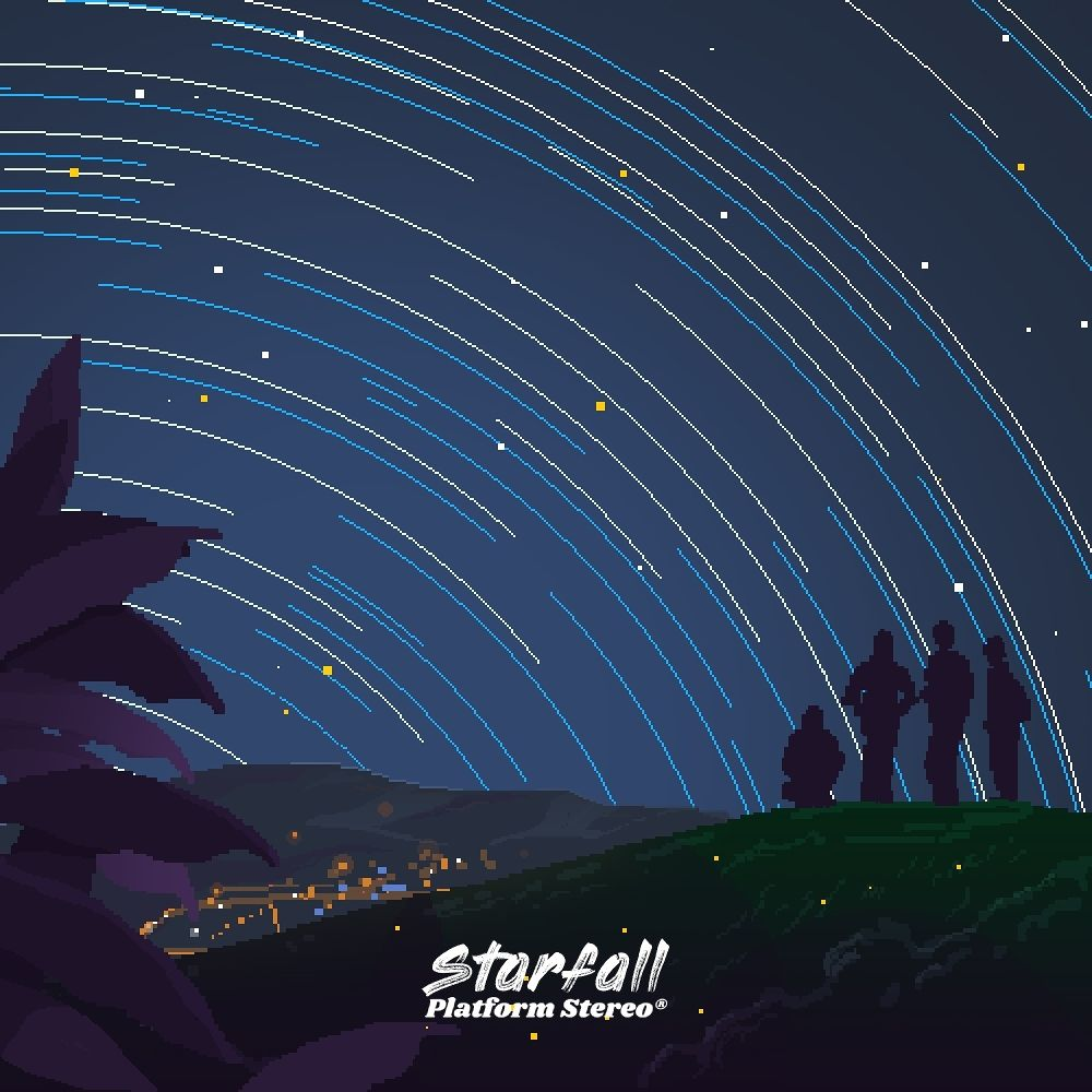 Platform Stereo – Starfall – EP