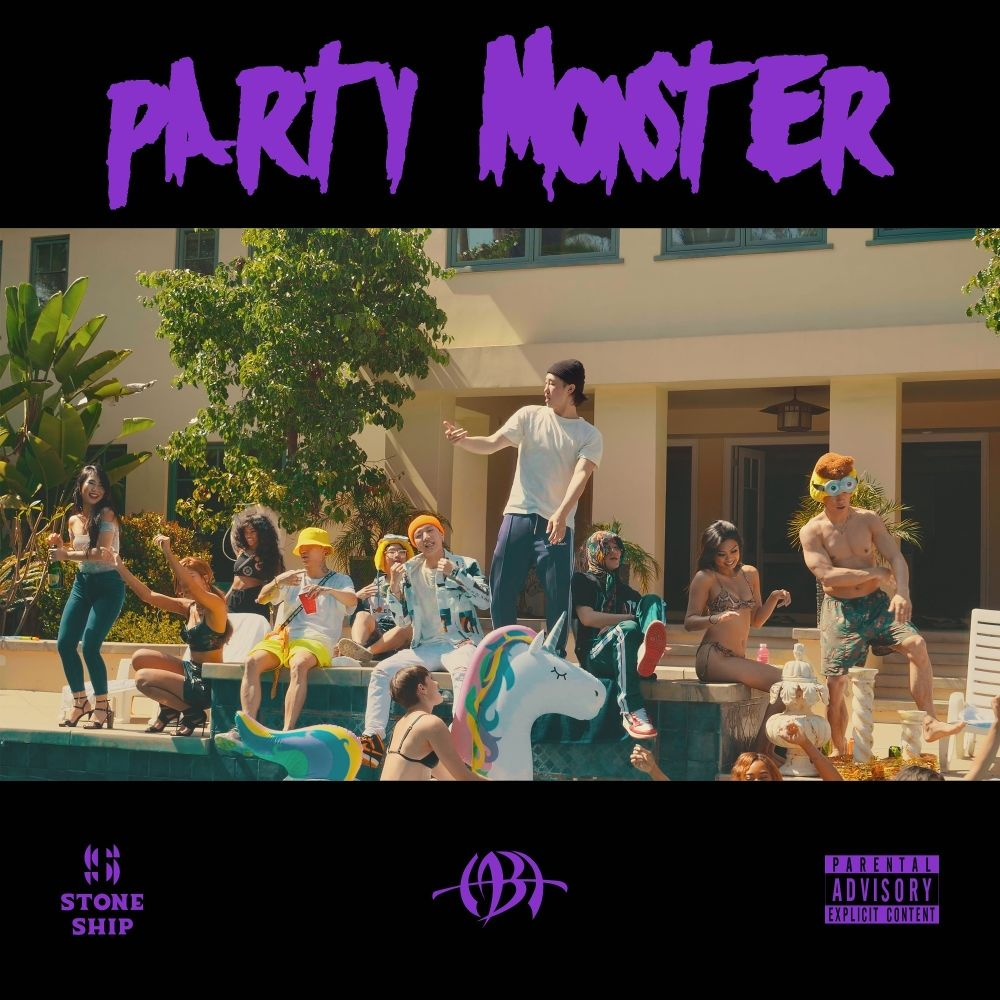 MBA (Most Badass Asian) – Party Monster – Single