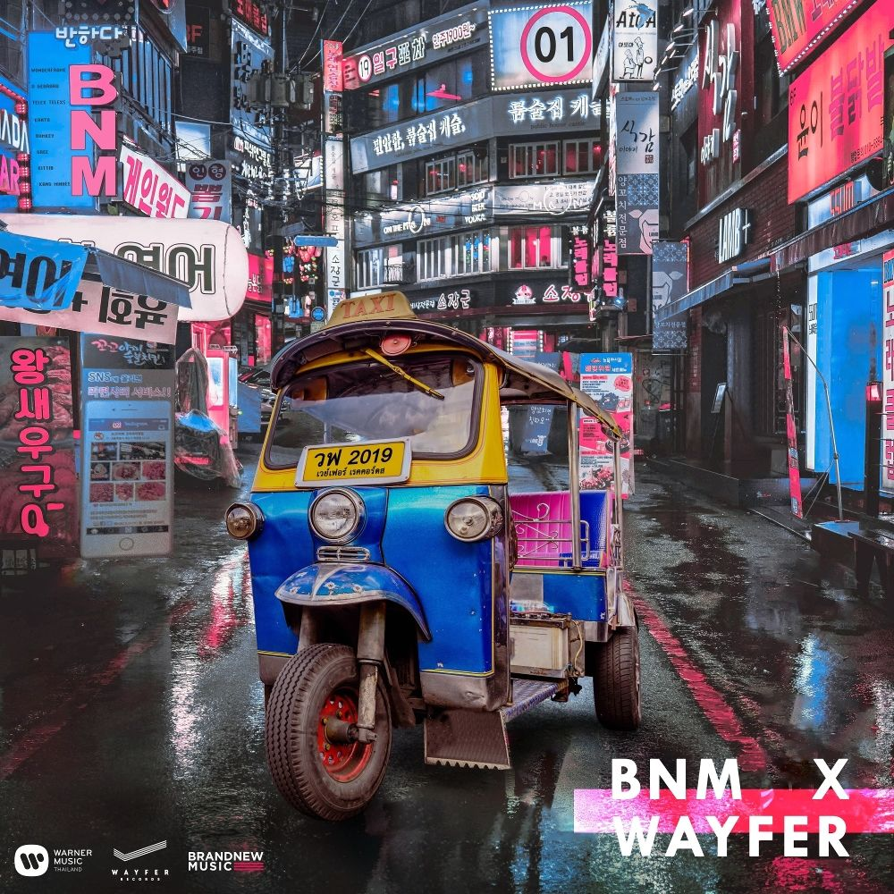 BRANDNEW MUSIC, Wayfer Records – BNM X WAYFER – EP