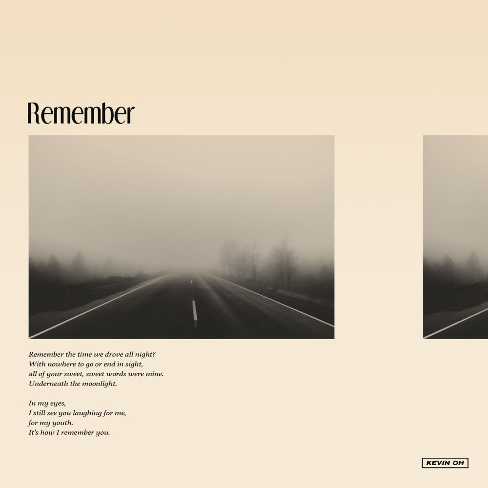 KEVIN OH – Remember – Single