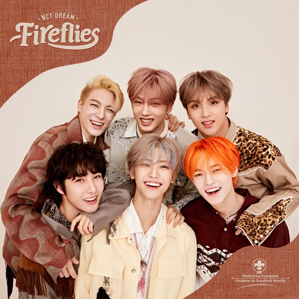 DL MP3] NCT DREAM - Fireflies - THE OFFICIAL SONG OF THE WORLD SCOUT