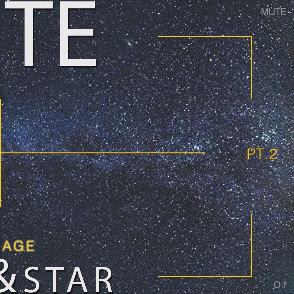 MuTe – Moon & Star: Part 2 – EP