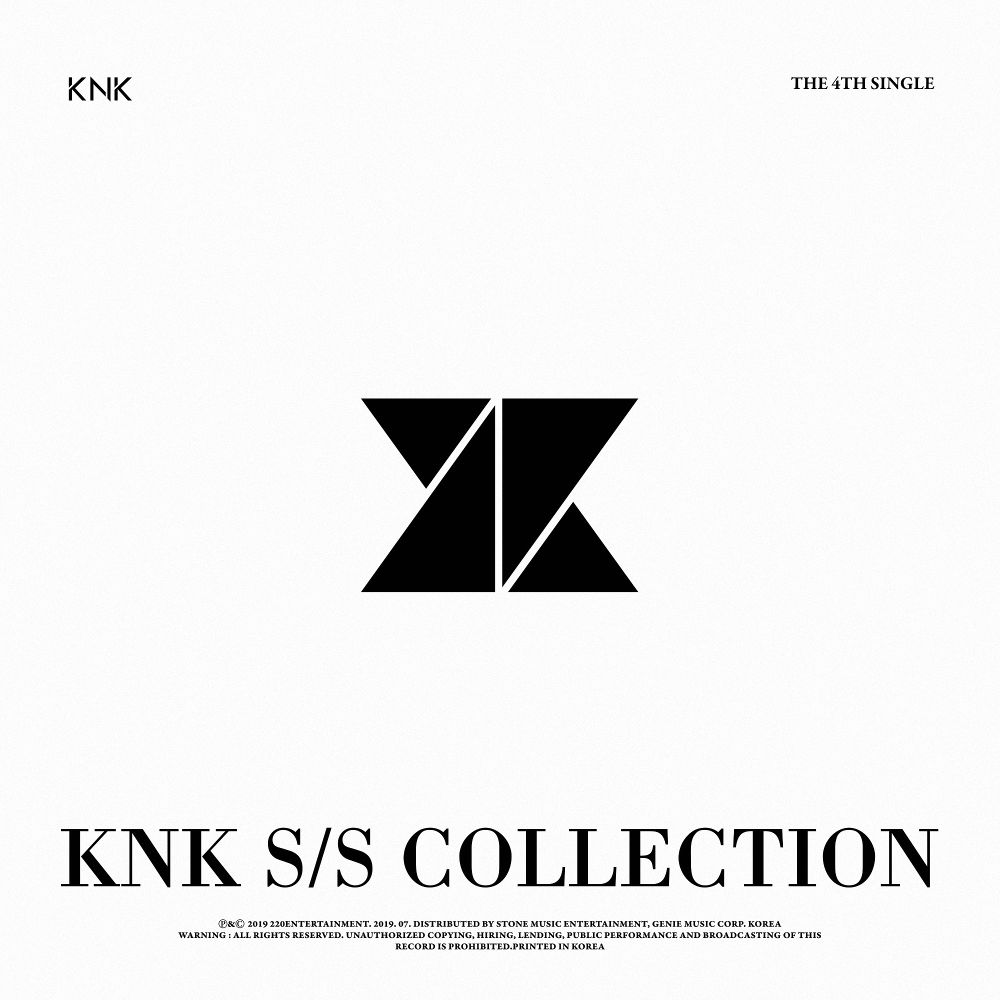 KNK – KNK S/S COLLECTION – Single (ITUNES MATCH AAC M4A)