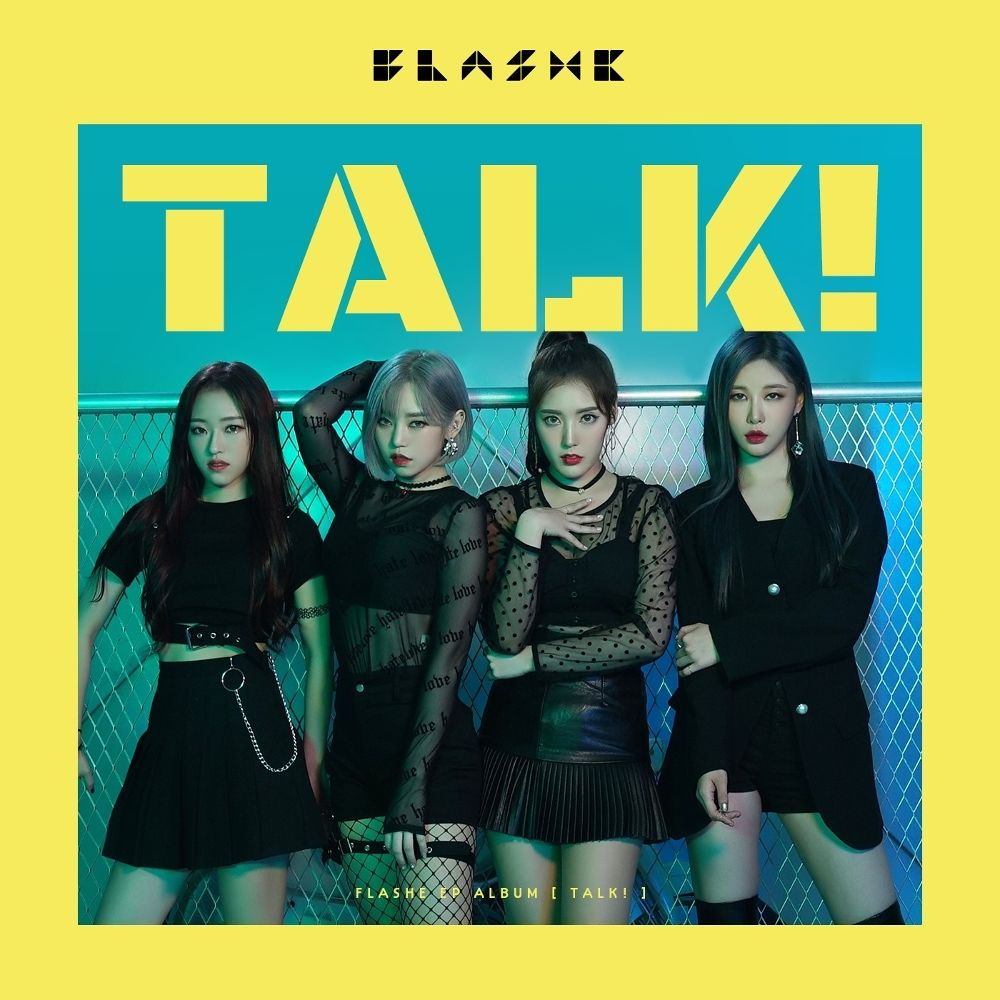 FlaShe – TALK – EP (ITUNES MATCH AAC M4A)