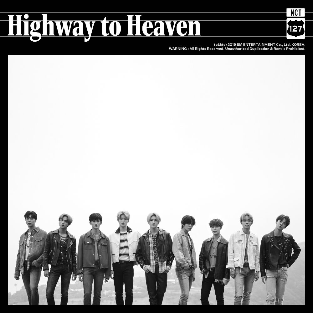 NCT 127 – Highway to Heaven (English Ver.) – Single