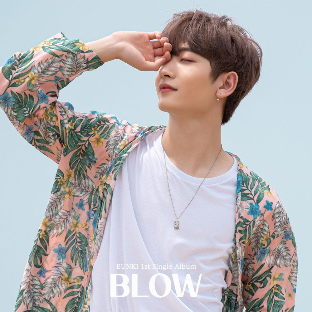 EUNKI – EUNKI 1st Single Album [BLOW]