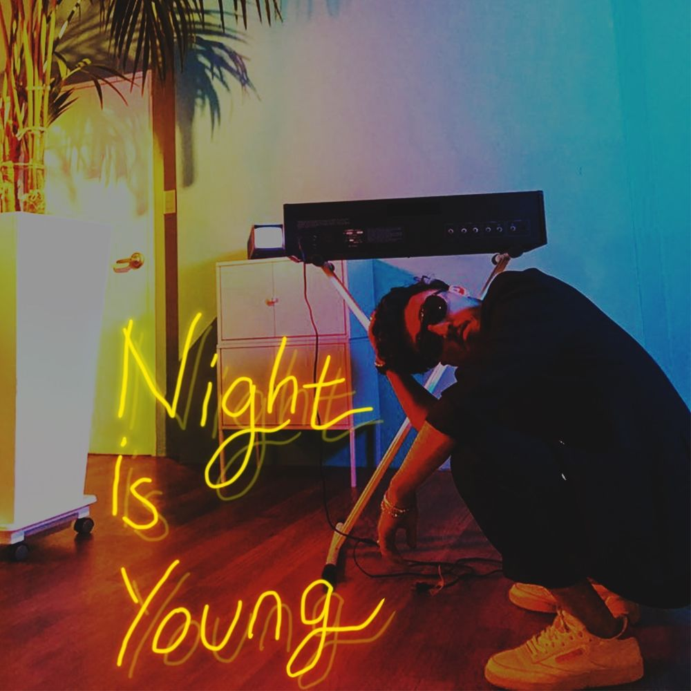 Kim Shin Ill – Night Is Young – Single