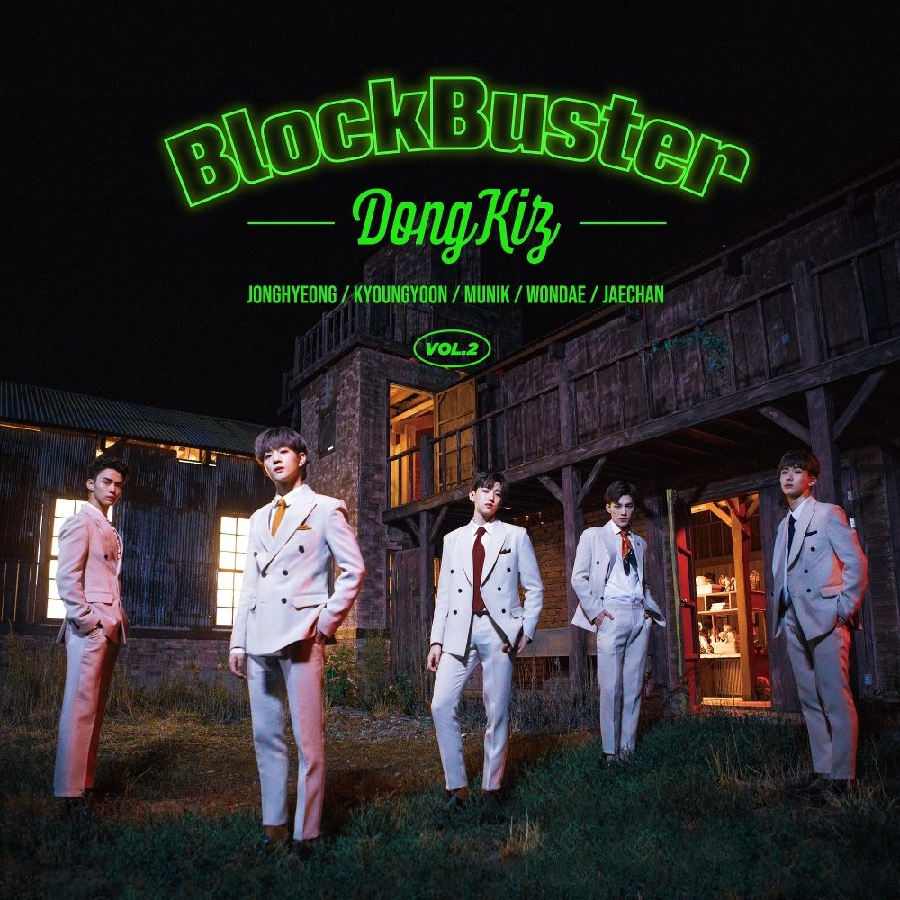 DONGKIZ – BlockBuster – Single