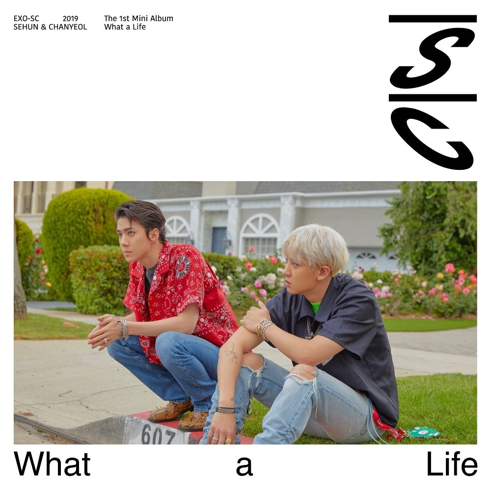 EXO-SC (SEHUN & CHANYEOL) – What a life – The 1st Mini Album (ITUNES PLUS AAC M4A)