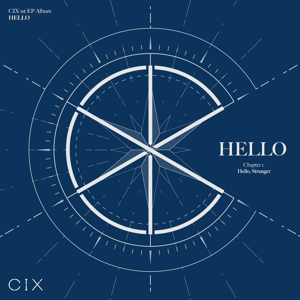 CIX – CIX 1st EP ALBUM 'HELLO' Chapter 1. Hello, Stranger (ITUNES MATCH AAC M4A)