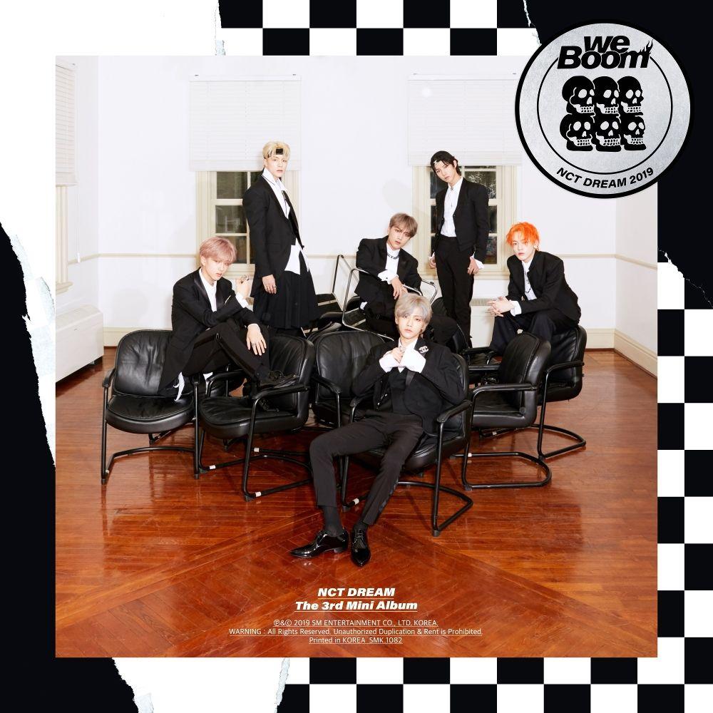 NCT DREAM – We Boom – The 3rd Mini Album (ITUNES PLUS AAC M4A)