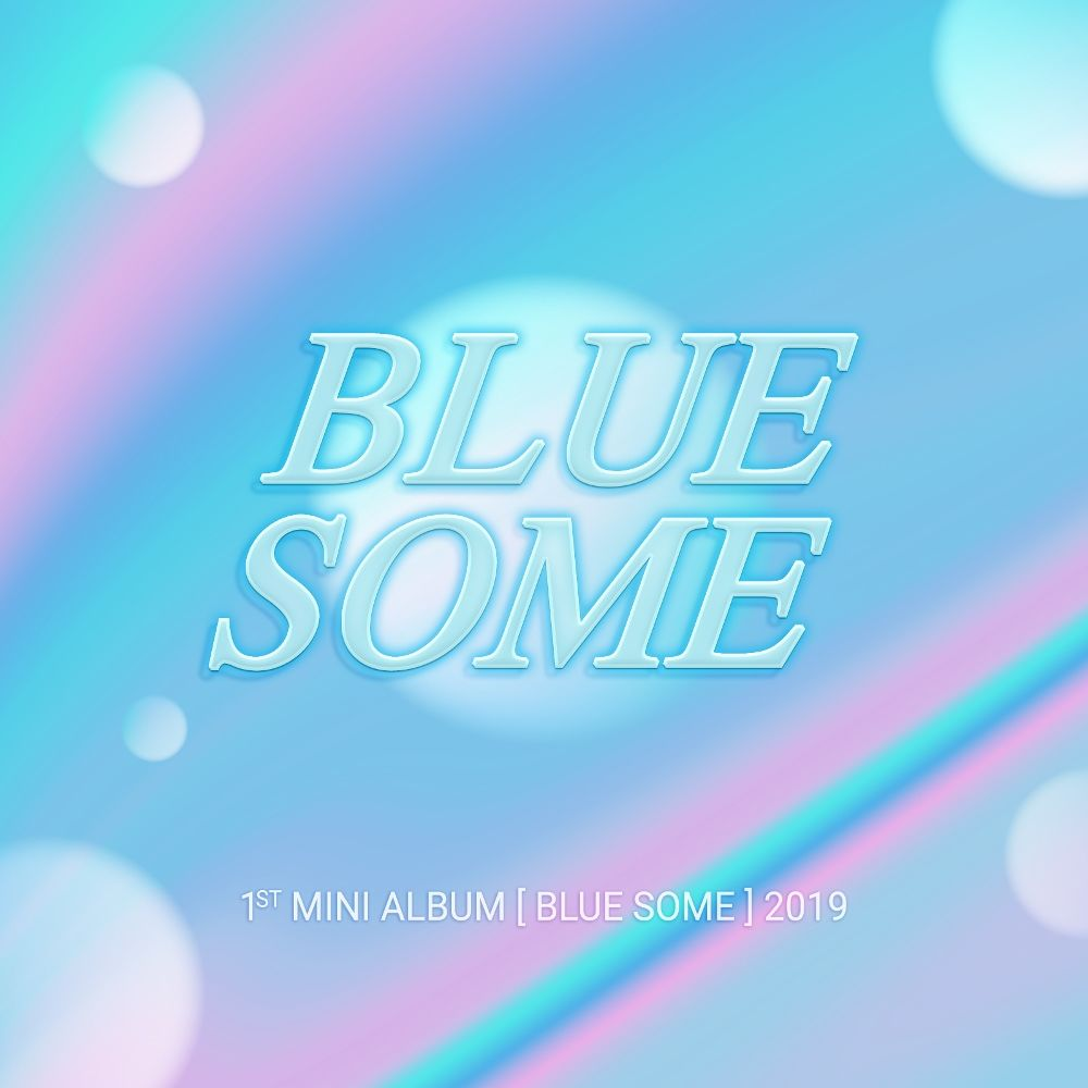 BEBE6 – BLUE SOME (1ST MINI ALBUM)