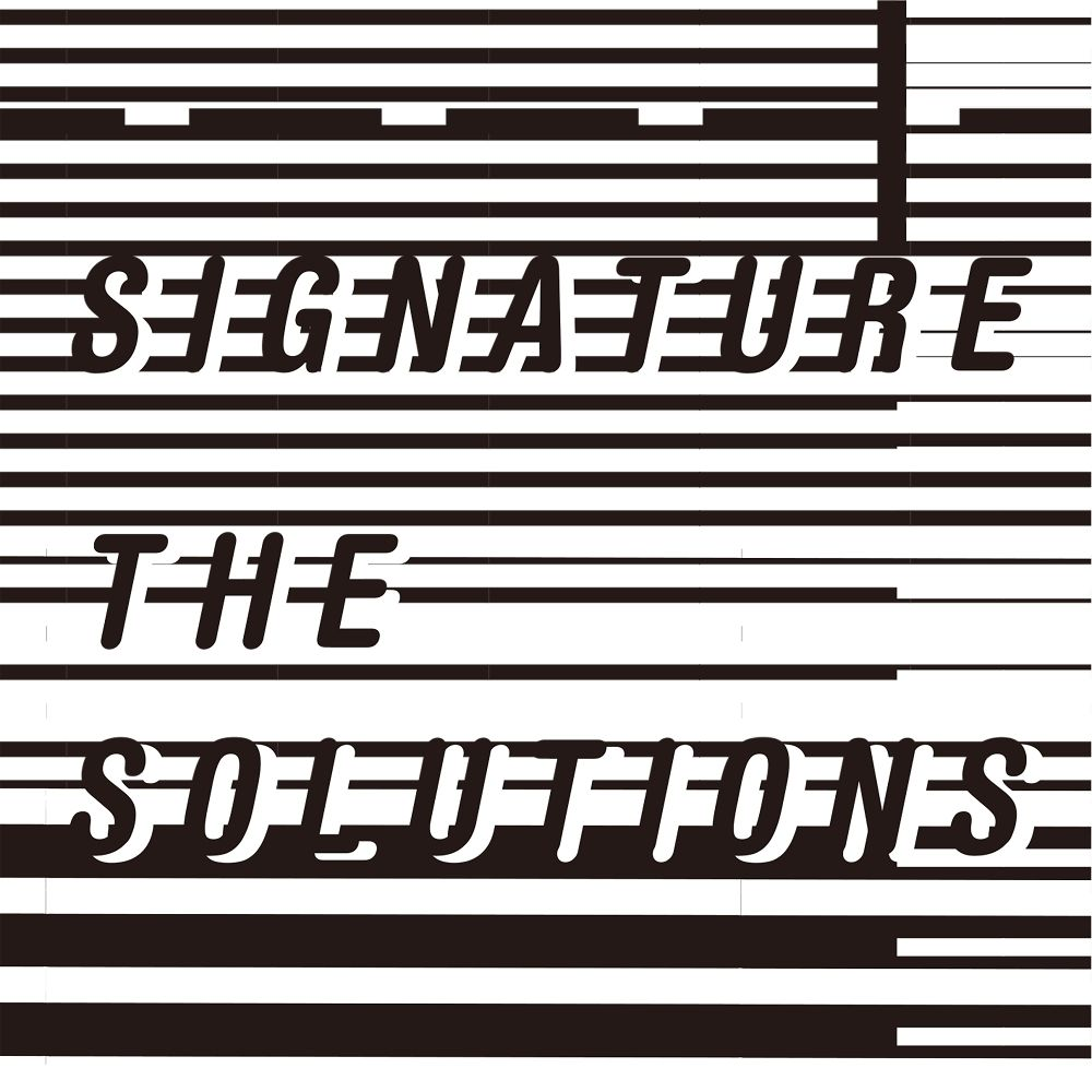 THE SOLUTIONS – SIGNATURE – EP