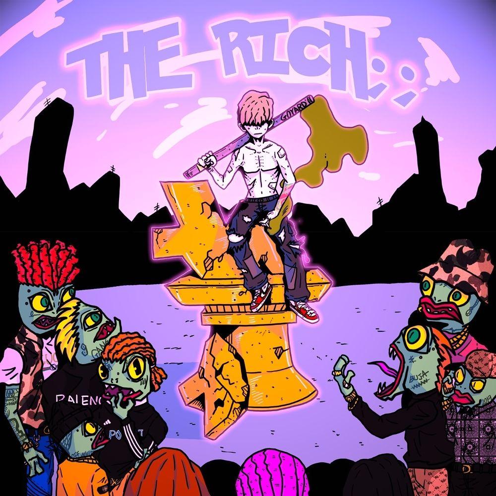 GimGoyard – THE RICH;; – EP