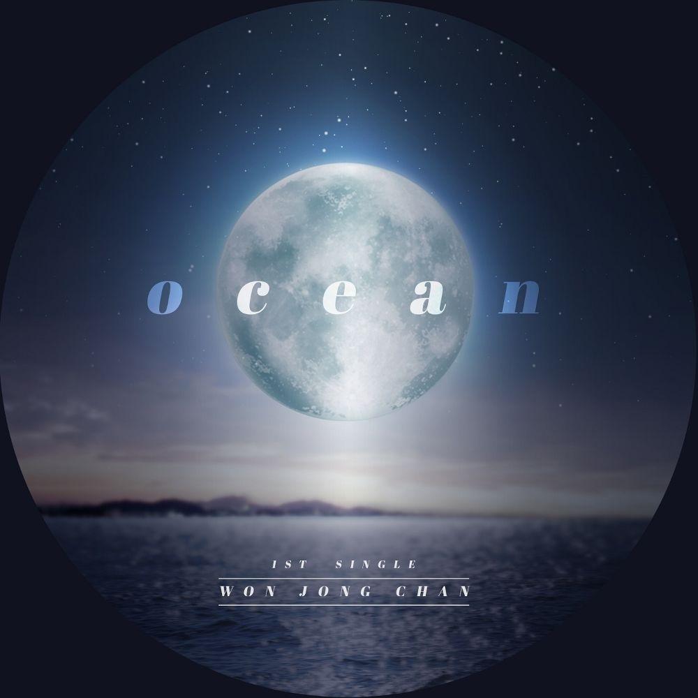 WON JONG CHAN – OCEAN – Single
