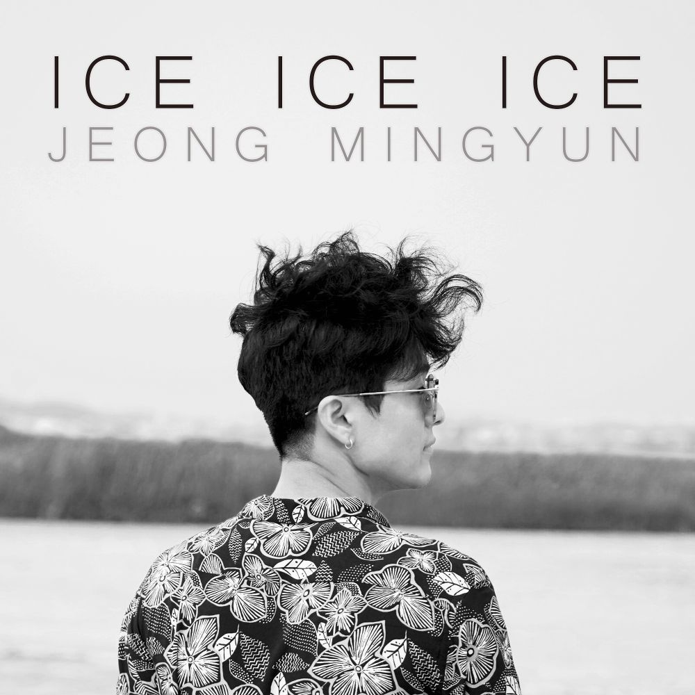JEONG MIN GYUN – ICE ICE ICE – Single