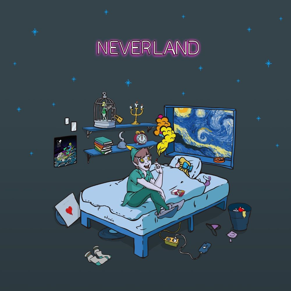 DJ Mad – Neverland – EP