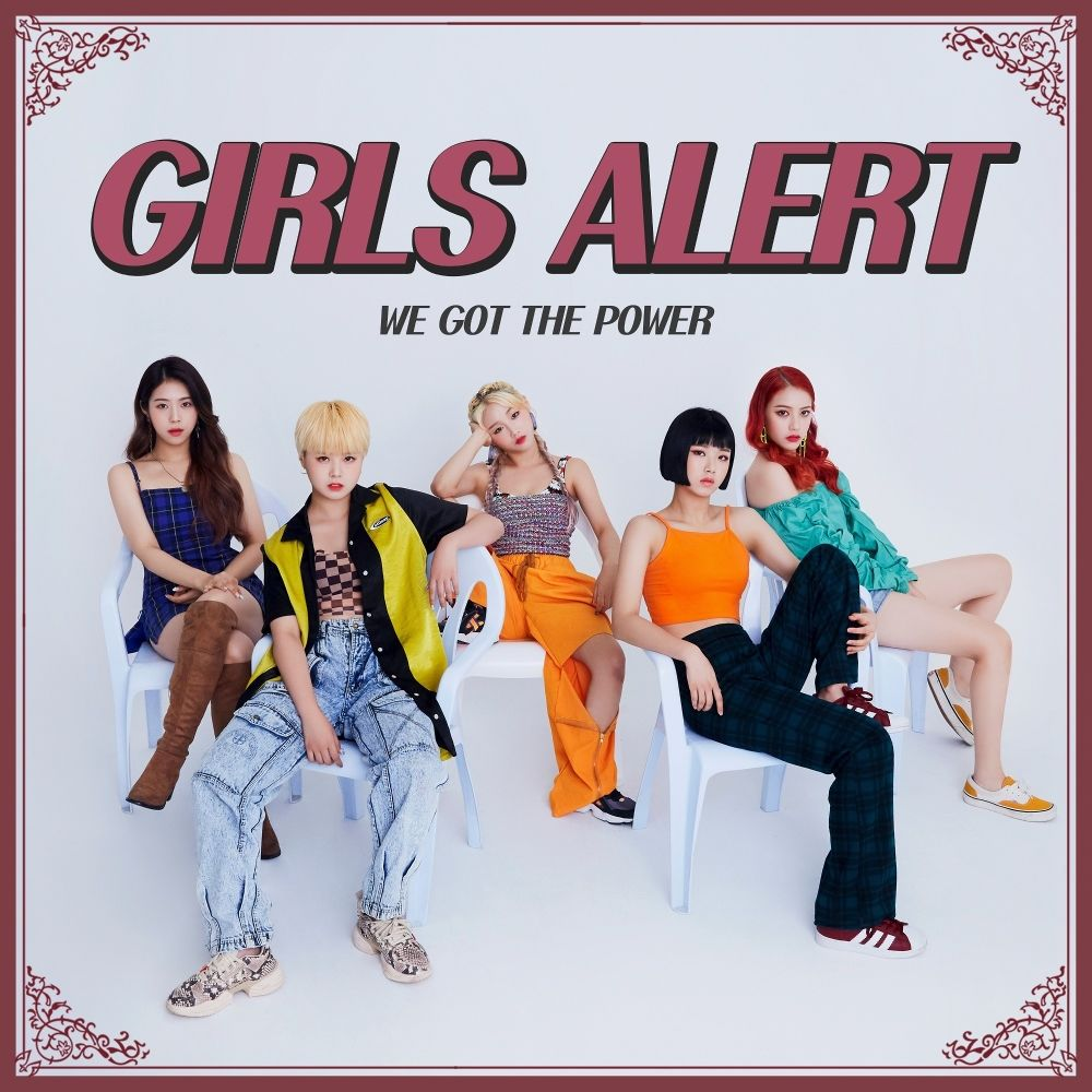 GSA (GIRLS ALERT) – We Got The Power – Single