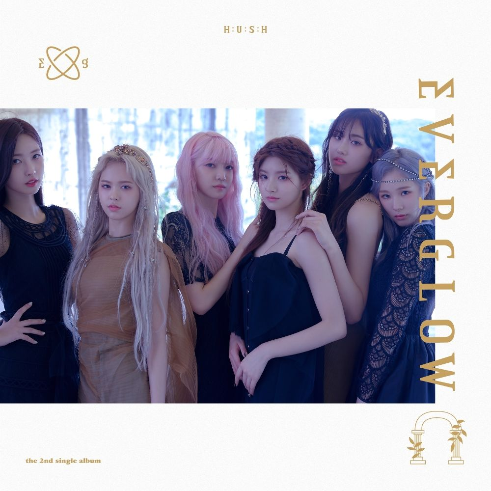 EVERGLOW – HUSH – Single