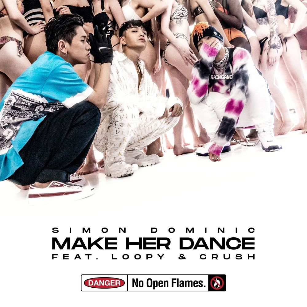 Simon Dominic – make her dance (Feat. Loopy & Crush) – Single