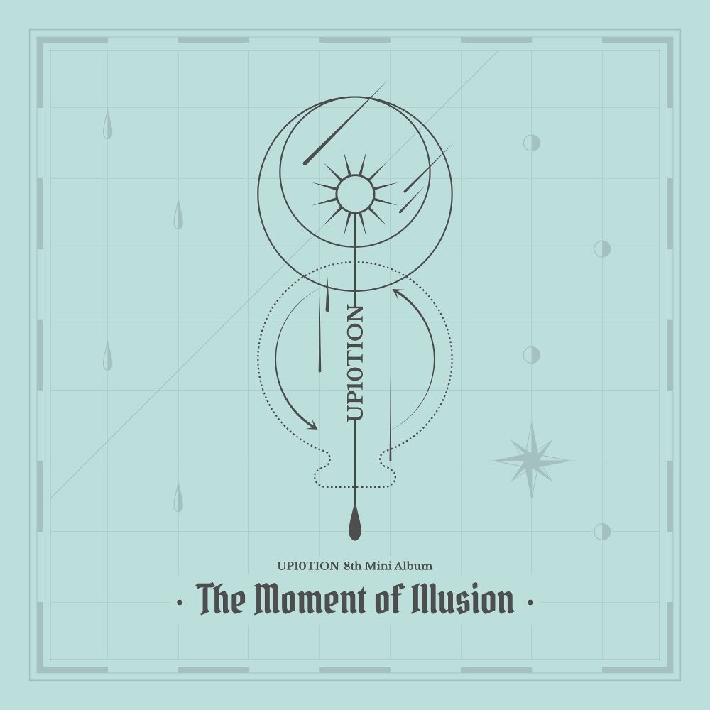 UP10TION – The Moment of Illusion – EP