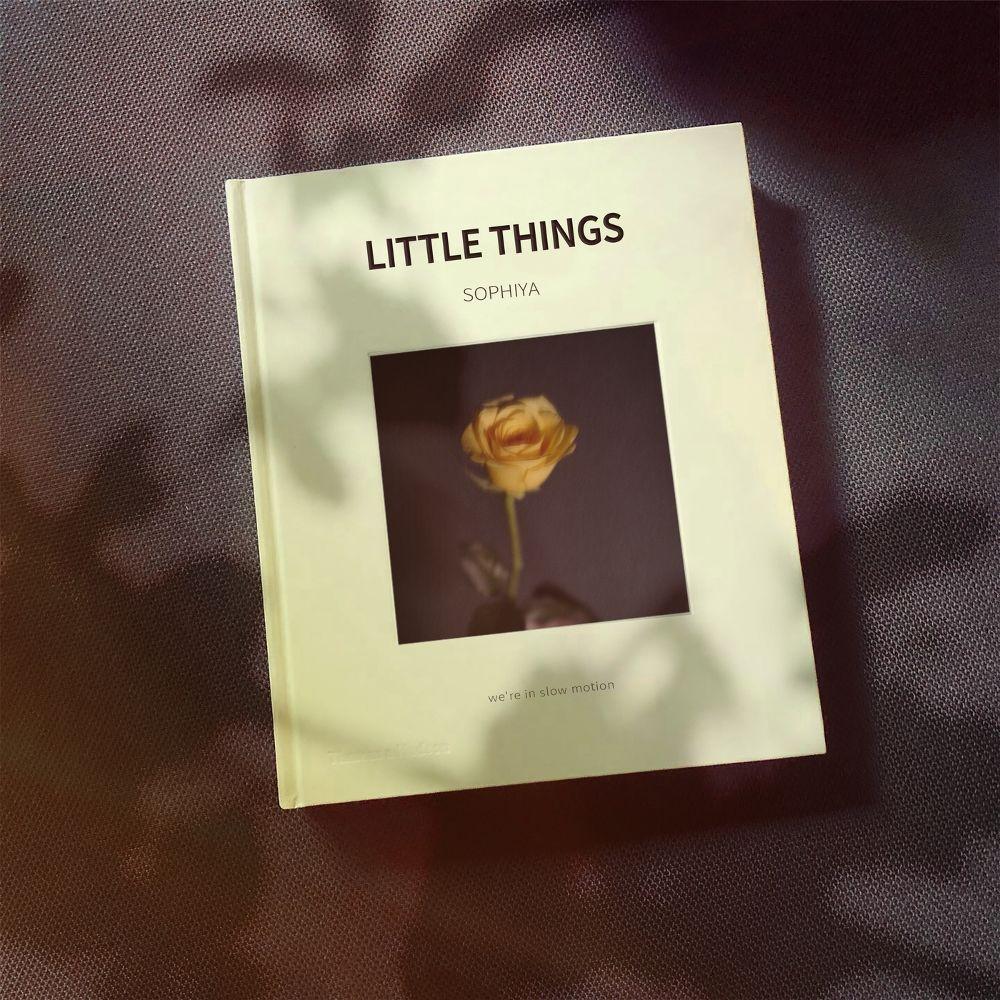 Sophiya – Little Things – Single