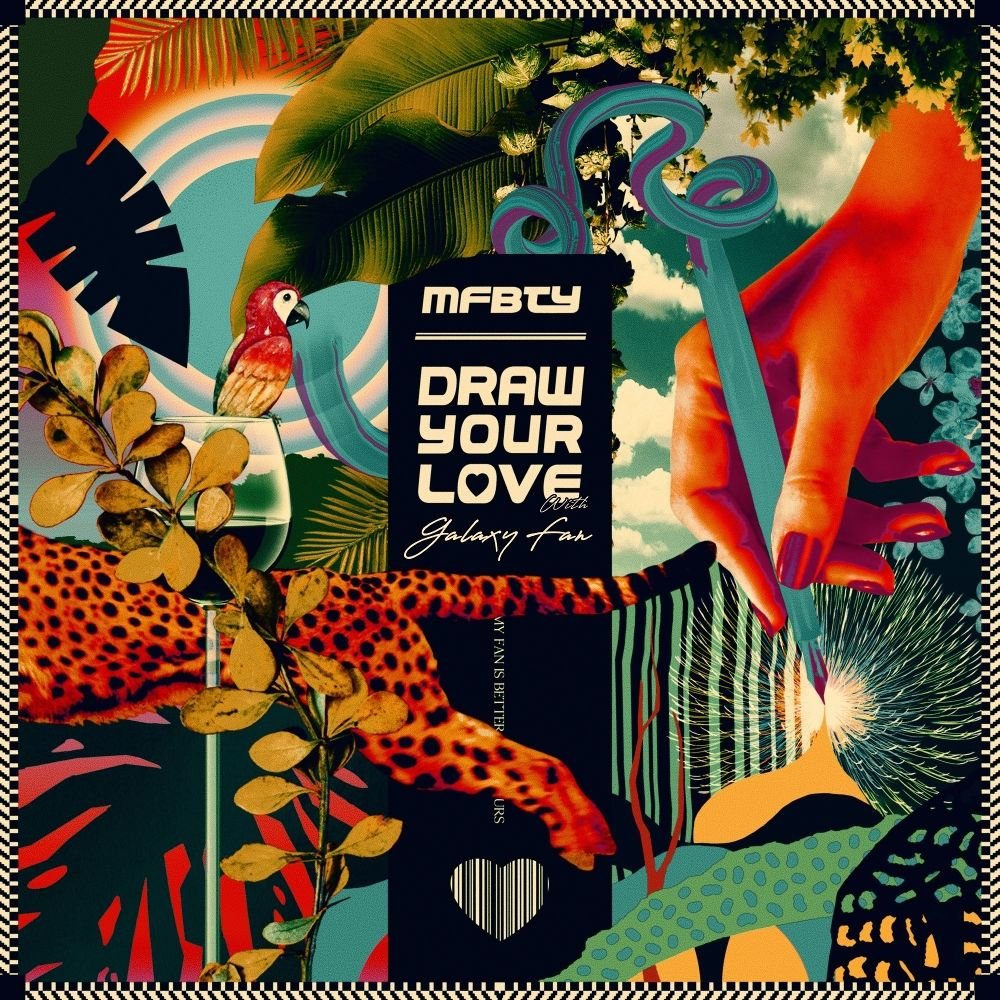 Tiger JK, Yoon Mi Rae, Bizzy – Draw Your Love (with Galaxy Fan) – Single