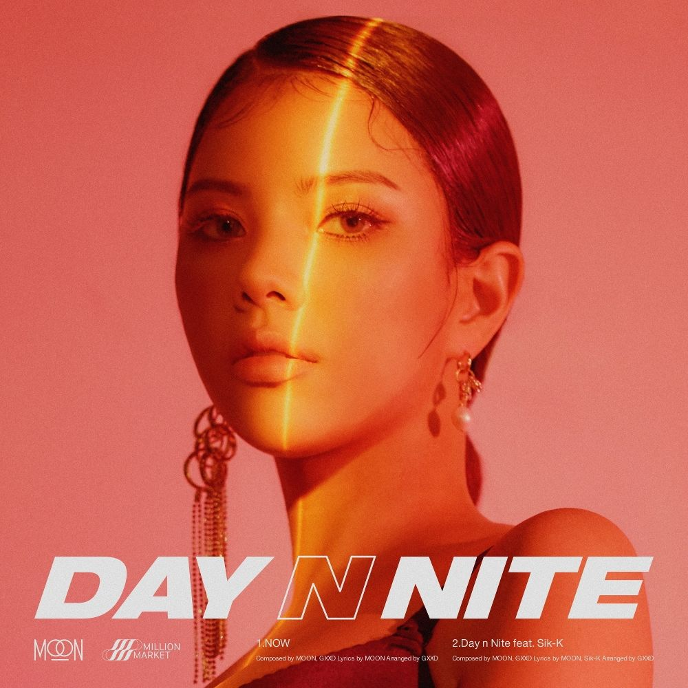 MOON – Day n Nite – Single