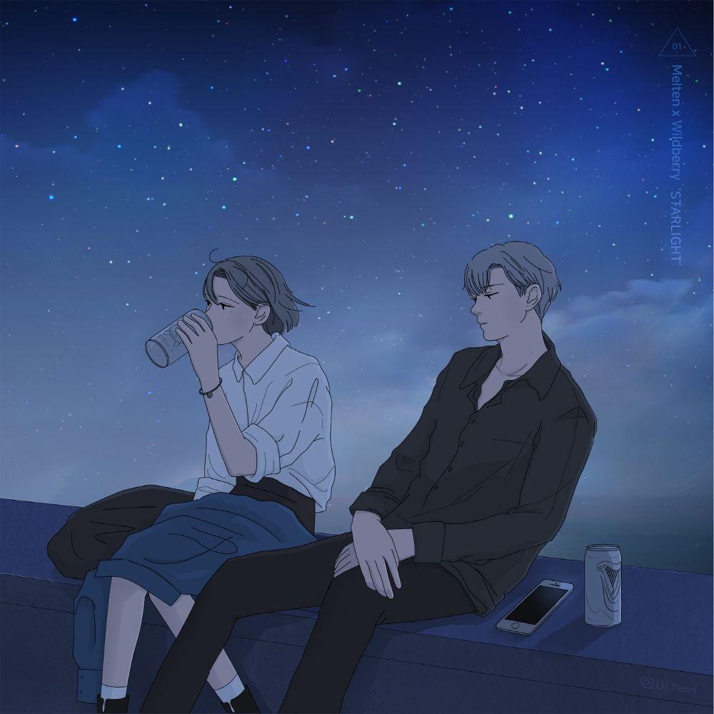 Melten, Wildberry – Starlight – Single