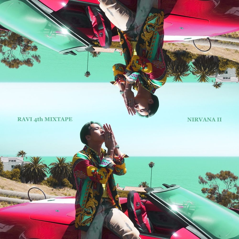 RAVI – RAVI 4th MIXTAPE [NIRVANA II] – EP (FLAC + ITUNES MATCH AAC M4A)