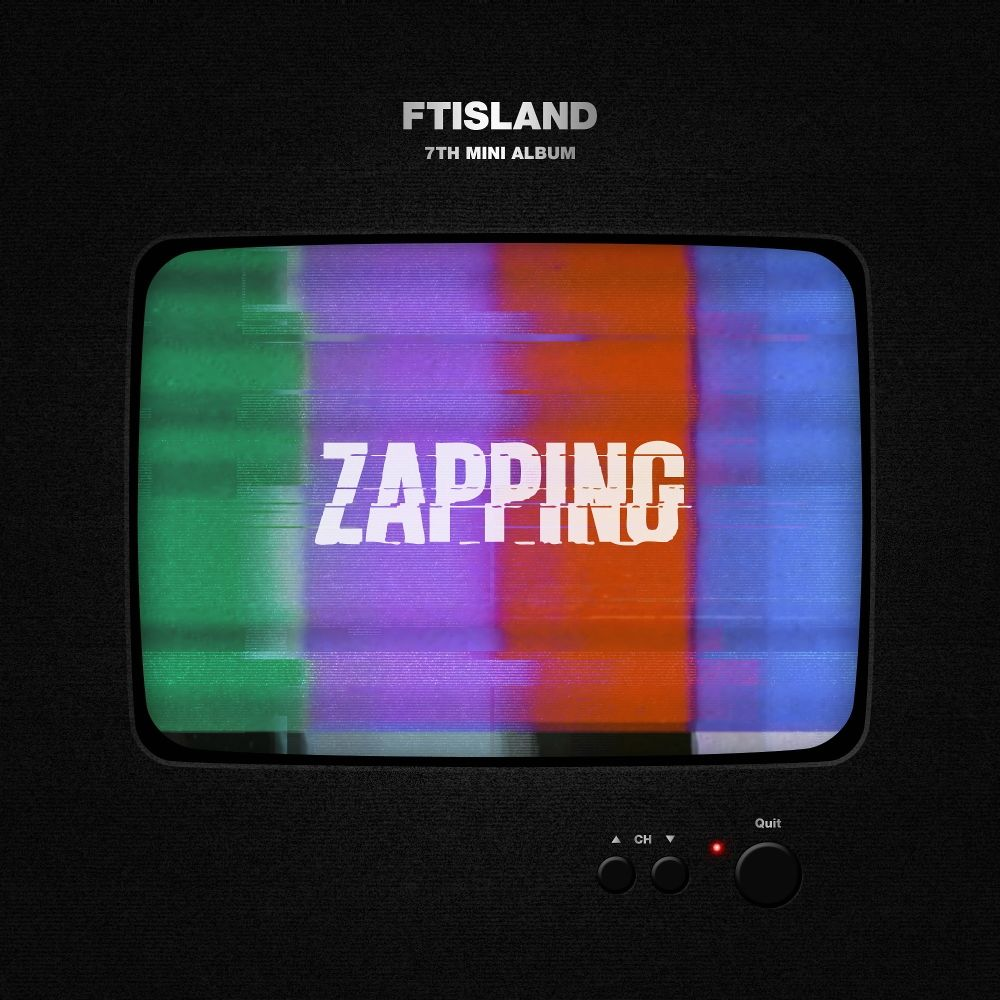 FTISLAND – ZAPPING – EP (ITUNES MATCH AAC M4A)
