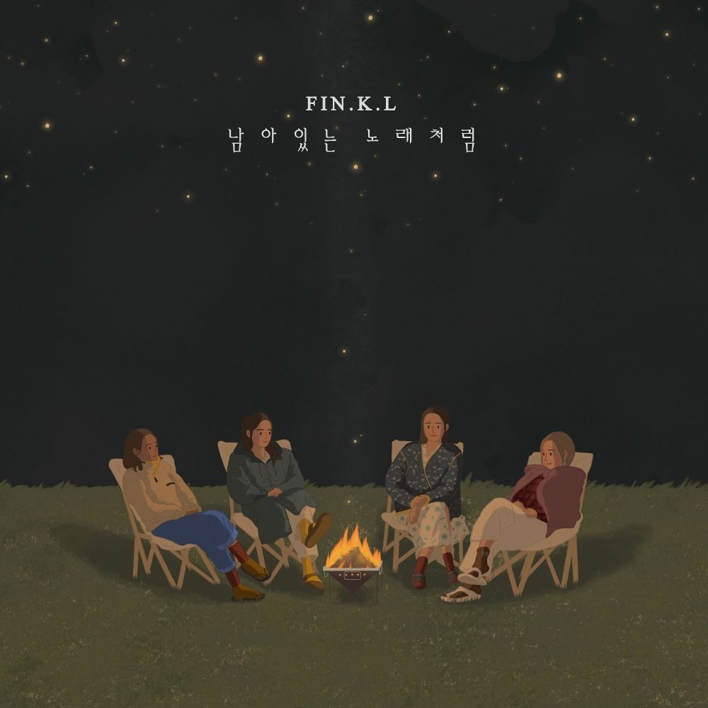 "Fin.K.L – Fin.K.L Single ""Like The Song Remains"""