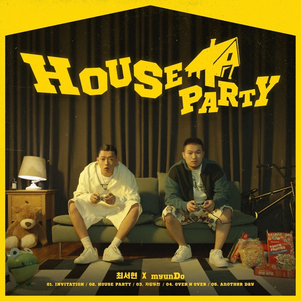 myunDo, DooYoung – HOUSE PARTY – EP (FLAC + ITUNES MATCH AAC M4A)